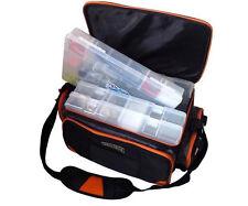 Fishing Tackle Bag Pack Waist Shoulder Waterproof Gear Storage Handbag za