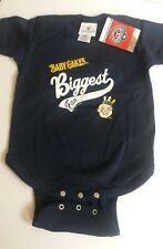 Minor League Baseball New Orleans Baby Cakes Infant Creeper One Piece 18M Blue