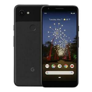 Google Pixel 3a 64GB - Unlocked Sim Free - Black - Grade A Cosmetic Condition