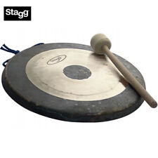 "New Stagg Ttg-32 32"" Tam Tam Gong with Beater Mallet"
