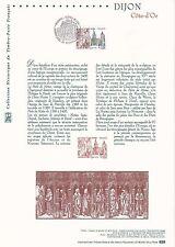 Document Philatélique Timbre 1er Jour : 07/04/ 2006 - Dijon Côte d'Or