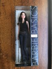 Barbie Basics Collection 002 Model #14 Jeans Black Label 2010 14+ New MIB #T7737