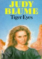 Tiger Eyes (Piccolo Books) By Judy Blume