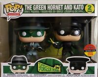 Funko POP! TV The Green Hornet and Kato 2-Pack Toy Tokyo 2018