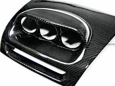 For MAZDA RX8 RX-8 RHD Dash Mount Triple Gauge Pod 60mm Cover Carbon Fiber