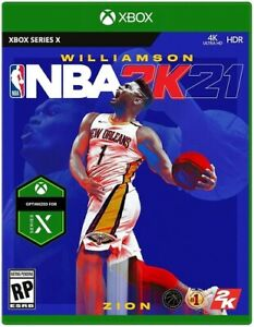 NBA 2K21: - XBOX ONE, Very Good Xbox Series X,Xbox Series X Video Games