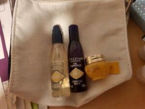 NEW L'Occitane ICONIC Gift Set Immortelle Best Anti Aging Skincare Divine Cream