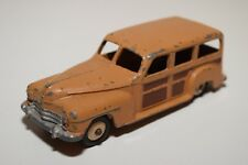 .- DINKY TOYS 344 PLYMOUTH ESTATE CAR WOODY EXCELLENT CONDITION
