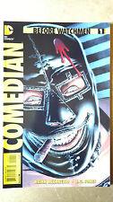 BEFORE WATCHMEN COMEDIAN #1 FIRST PRINT DC COMICS (2012)