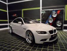 KYOSHO BMW M3 E92 1:18  Sport Line  (Alpina White)