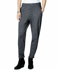 Eileen Fisher NEW Gray Womens Small S Stretch Pull-On Slouchy Pants $178 883