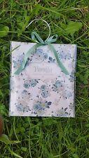Vainilla perfumado con aroma Sobres Armario Puerta Colgante Ambientador Casa