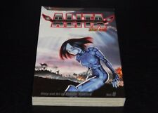 BATTLE ANGEL ALITA Vol.8 Book Graphic Novel Manga Comic