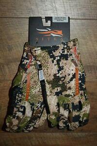 Sitka Gear Men's Mountain WS Glove 90152 Size XL (Optifade Subalpine) NWT