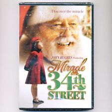 Miracle on 34th Street 1994 PG Christmas movie, new DVD Attenborough Mara Wilson