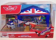 Disney Planes From Above The World Of Cars #11 Bulldog Pit Row Gift Pack