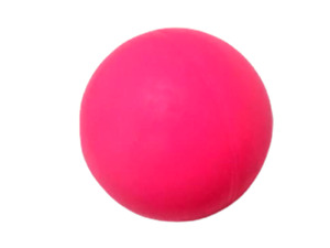 Pink Color 5.5 cm Colorful PE Ocean Ball Soft Baby Kids Happy Swim Pit Pool Toy