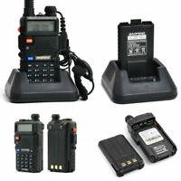 BAOFENG UV-5R RICETRASMITTENTE VHF/UHF DUAL BAND RADIO 136-174 400-480 MHZ