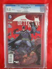 DC Comics DETECTIVE COMICS Batman #33 WHITE PAGES CGC 9.8 VARIANT COVER