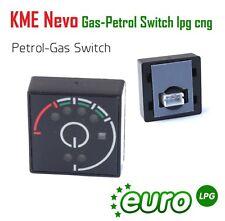 KME Nevo Gas-Petrol Switch lpg cng GAS LPG AUTOGAS PETROL BRAND NEW