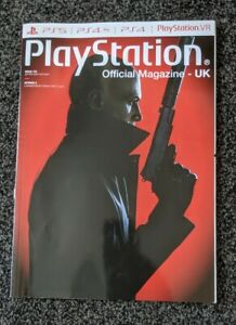 Official UK PlayStation Magazine Issue 178. Subscriber Cover
