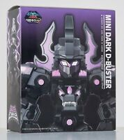 "Dino Core 5 Evolution Part2 MINI ULTRA DARK D-BUSTER Robot Toy - 8"" Size"