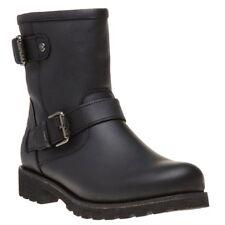 4a12801176c Panama Jack Felina Igloo Womens UK 4 Black Leather Sheepskin Lined Ankle  Boots