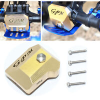 1:10 RC Car Crawler Front Rear Brass Axle Outer Cover For TRAXXAS TRX-4 82056-4