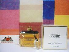 CLASSIC FERRE BY GIANFRANCO FERRE EDT SPLASH 1.7 OZ / 50 ML NIB FOR WOMEN