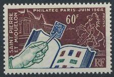 St. Pierre et Miquelon 406 einwandfrei postfrisch / Philatelie .................