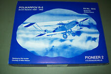 Pioneer 2 Polikarpov R-5 échelle 1/72 Kit Plastique