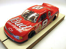 "JK  7 - 4.5"" Slot Car Nascar Body Balanced 16D Motor - Dale Junior  JP"