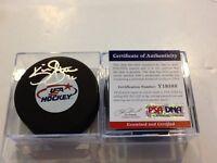 Kevin Shattenkirk Signed Team USA U.S.A Hockey Puck PSA DNA COA Autographed a