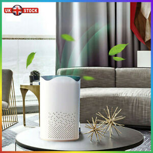 99% kill bacteria Air Purifier with night light, for Home Allergies dust Pollen