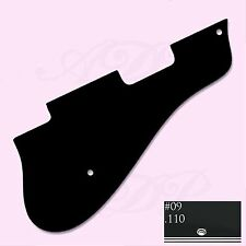 "PLAQUE PICKGUARD EPIPHONE CASINO 61-70's 5Ply .110"" BLACK 2xP90 WD EPC-7309"