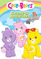 Care Bears - Grizzle-ly Adventures (DVD, 2008)