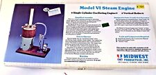 Midwest Products Co. Model VI Steam Engine Kit No. 980
