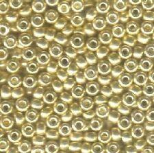 Seed Metallic Jewellery Beads
