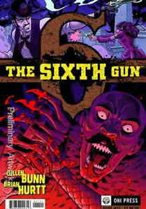 Sixth Gun, The #11 VF; Oni | save on shipping - details inside
