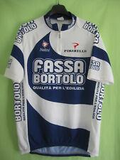 Maillot cycliste Fassa Bortolo 2004 cycling Nalini Cycles jersey - 4 / L