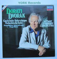 SXDL 7522 - DVORAK - Czech Suite / Prague Waltzes DORATI - Ex Con LP Record
