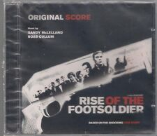 RISE OF THE FOOTSOLDIER OST 2007 SANDY MCLELLAND ROSS CULLUM NEW & SEALED CD