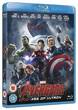 The Avengers - Age of Ultron (Blu-ray, Region Free) *BRAND NEW/SEALED*