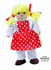 Winzling FRIDA Biegepuppe Mädchen Tochter Puppe Kind biegen biege Figur biegsam