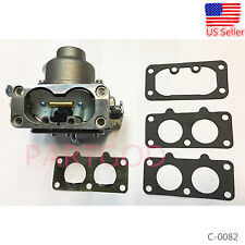 New Carburetor 792295 Fits Briggs & Stratton V Twin with Gasket Lawnmowers Parts