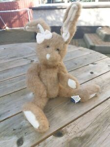 Boyds Bear Rabbit Collectable Soft Toy