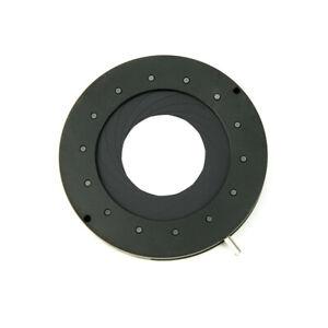 1.5-36MM Adjustable Mechanical Iris Diaphragm Aperture Camera Microscope Module