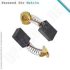 Kohlebürsten für Makita HM 1242 C, HM 1300, HM 1400, HM1242C, HM1300, HM1400