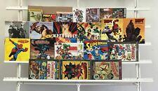 Calenders Marvel Dc Batman Spider-man Hellboy King Kong Marvel Dc 21 Lot Comic