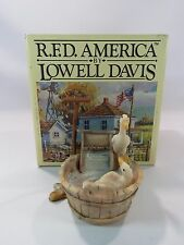 "R.F.D. America by Lowell Davis ""Good Clean Fun"" #225020 Jh"